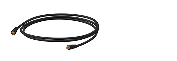 Ground cable 50 mm2, length 3,0 m